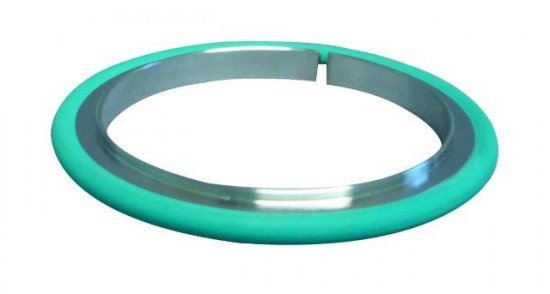 IS0-Zentrierring 1.4404/EPDM DN 63 Øb=67,5 / Øc=70 / d=3,9 / e=8